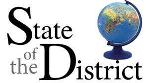 State of the District Logo